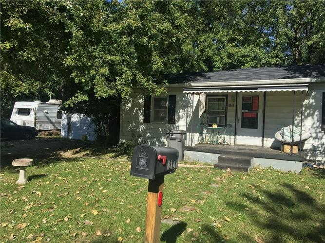 5244 E 27th Street Indianapolis, IN 46218 | MLS 21605566