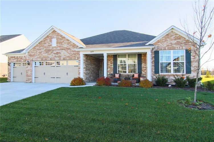 6693 Kara Lane Brownsburg IN 46112 | MLS 21605572 | photo 1