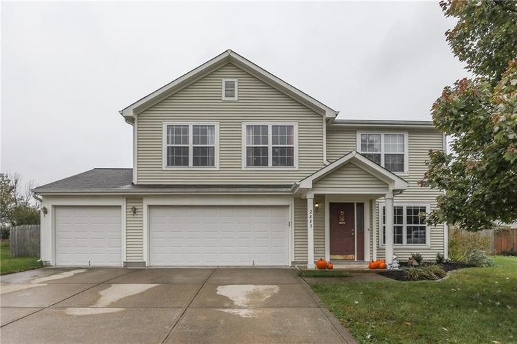2883  BIG CONE Court Whiteland, IN 46184 | MLS 21605579