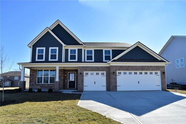 3691  Gilmore Place Bargersville, IN 46106 | MLS 21605606