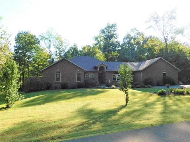 4956 S County Road 230  Greensburg, IN 47240 | MLS 21605633