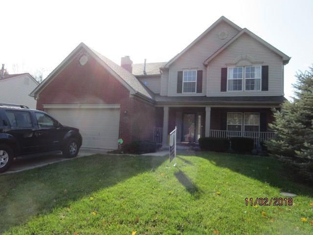 7203  Topp Creek Court Indianapolis, IN 46214 | MLS 21605664