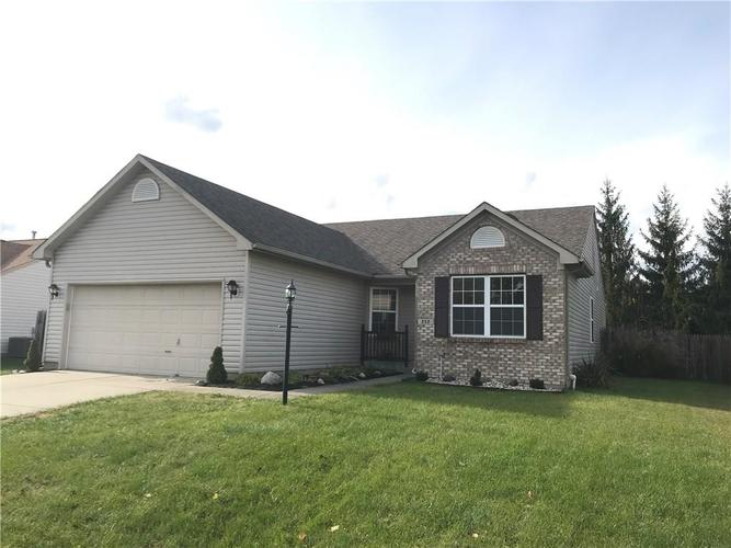 252  Lazy Hollow Drive Brownsburg, IN 46112 | MLS 21605718