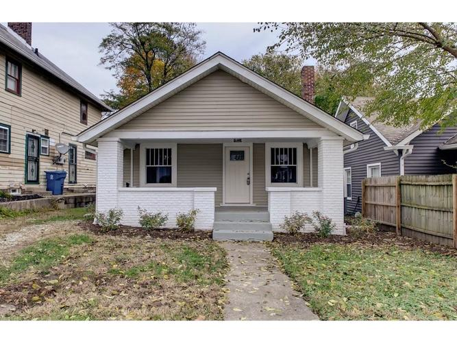 4357  GUILFORD Avenue Indianapolis, IN 46205 | MLS 21605727
