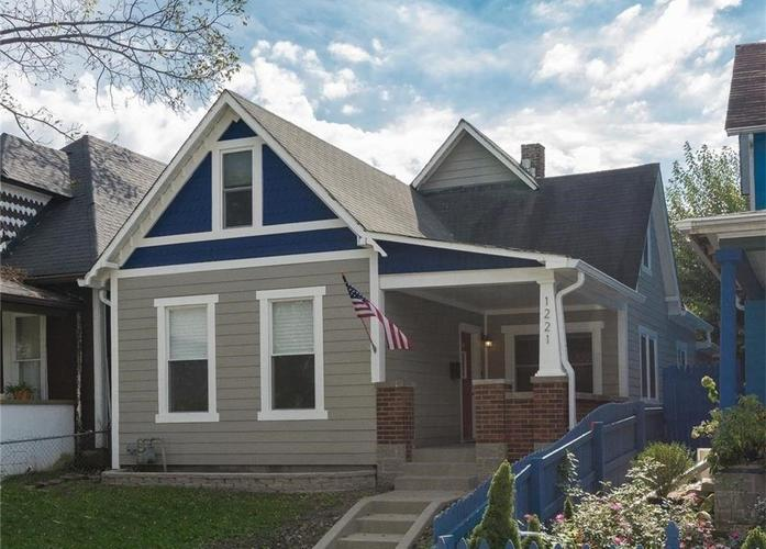 1221 Hoyt Avenue Indianapolis, IN 46203 | MLS 21605776 | photo 1