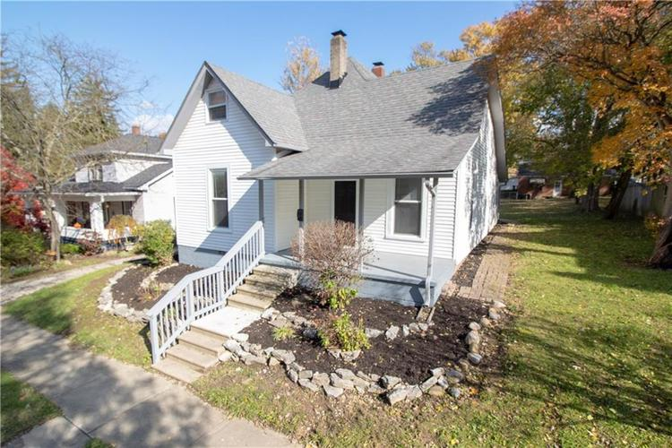 417 N JEFFERSON Street Danville, IN 46122 | MLS 21605791