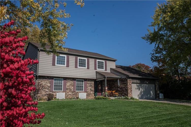 6630 Roundtree Court Indianapolis, IN 46214   MLS 21605814   photo 1