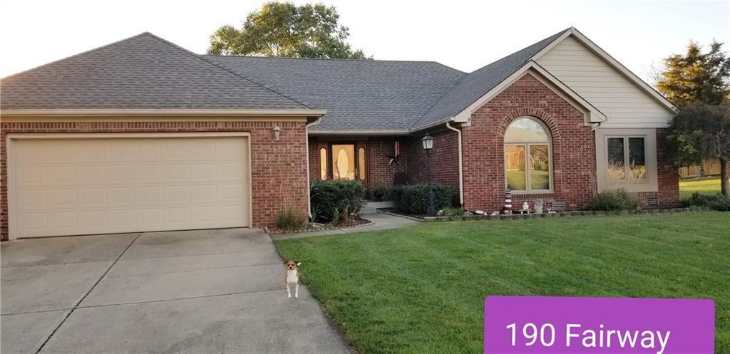 190 Fairway Court Franklin, IN 46131 | MLS 21605822 | photo 1