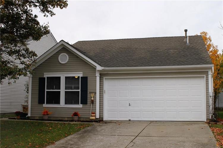 4488  Connaught East Drive Plainfield, IN 46168 | MLS 21605865