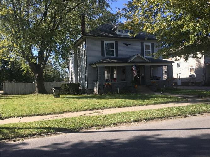302 S Clay Street Frankfort, IN 46041 | MLS 21605930