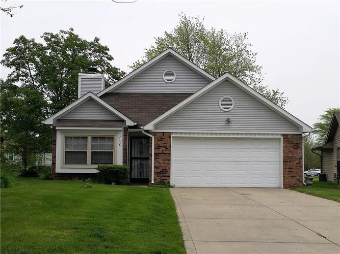 7138  Eagle Cove North Drive Indianapolis, IN 46254 | MLS 21606169