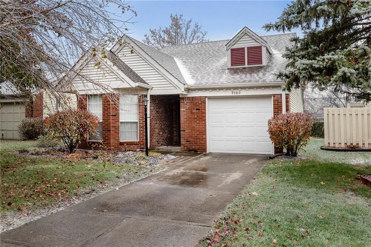 9380 Discovery Drive W Indianapolis IN 46250 | MLS 21606197 | photo 1