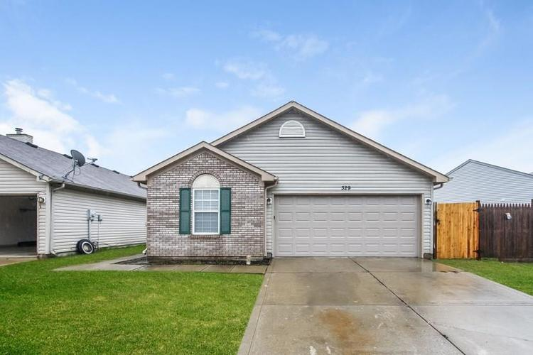 329  Red Tail Lane Indianapolis, IN 46241 | MLS 21606210