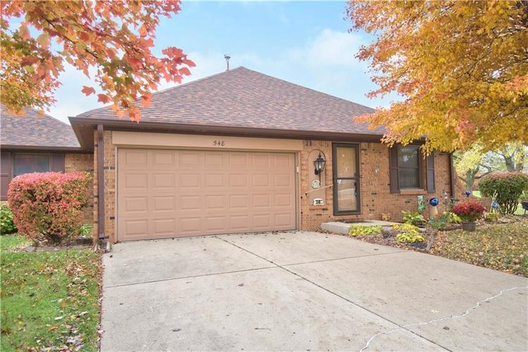 548  EAGLE CREST Drive Brownsburg, IN 46112 | MLS 21606218