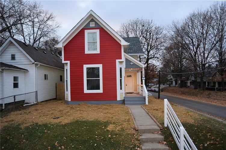 1148 N Beville Avenue Indianapolis, IN 46201 | MLS 21606299 | photo 1