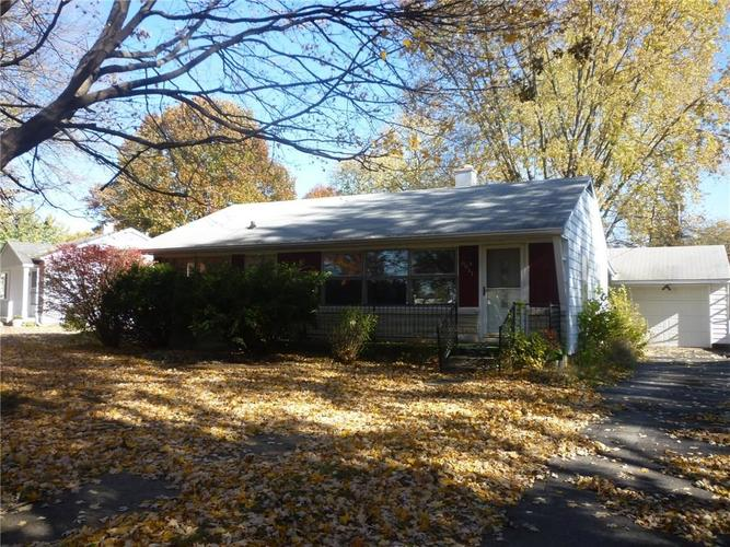 6921 N Tacoma Avenue Indianapolis, IN 46220 | MLS 21606364
