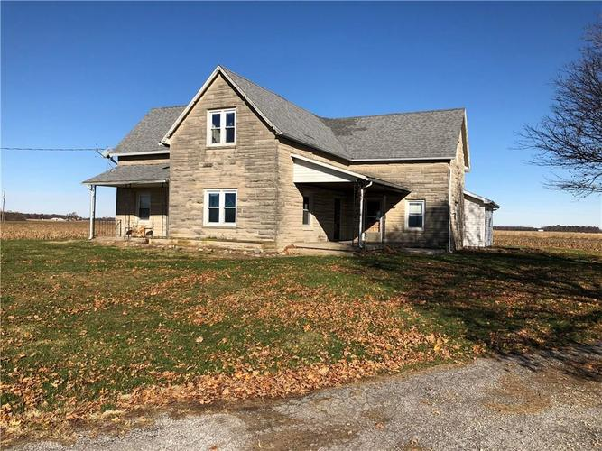 7070 E 400 North  Greenfield, IN 46140 | MLS 21606396