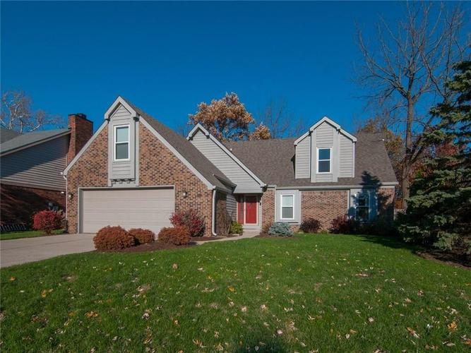 8941  Windwood Circle Indianapolis, IN 46256 | MLS 21606410
