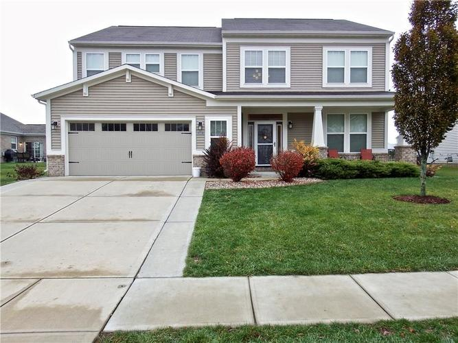 1182 Switchback Drive Greenwood, IN 46143 | MLS 21606439 | photo 1