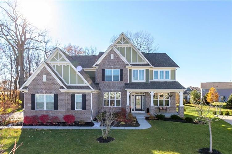 6494  Concord Drive Zionsville, IN 46077 | MLS 21606486