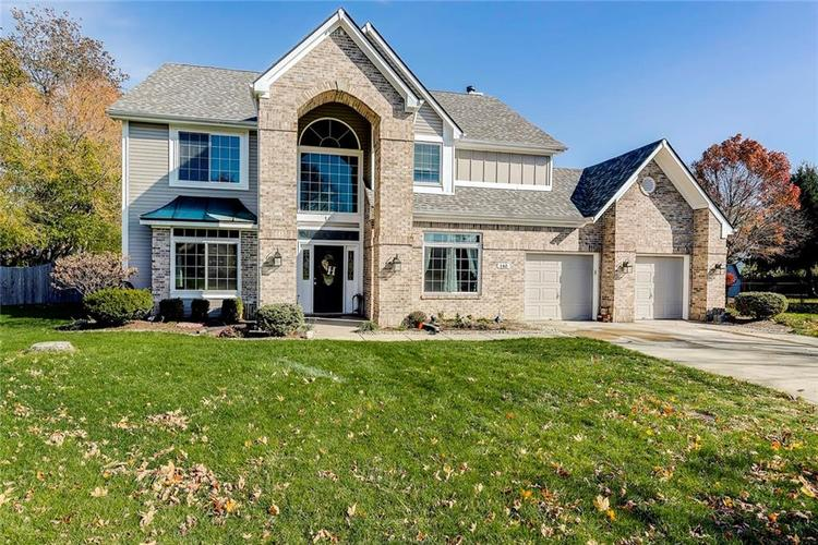 140  Spring Creek Court Noblesville, IN 46062 | MLS 21606501