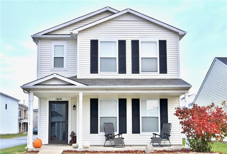 12676  Justice Crossing Fishers, IN 46037 | MLS 21606608