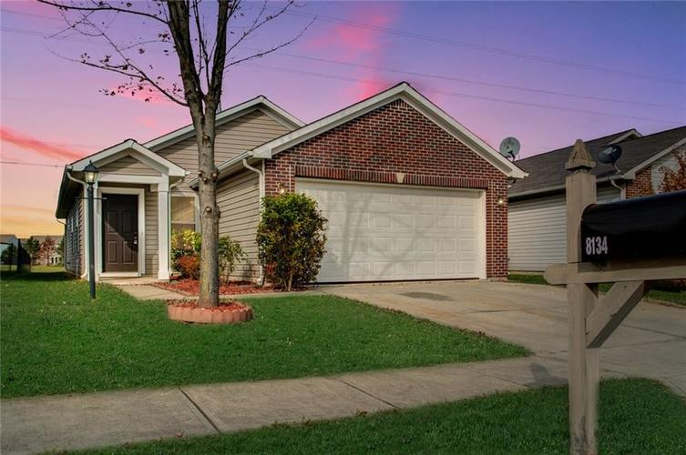 8134  Corktree Drive Indianapolis, IN 46239 | MLS 21606628
