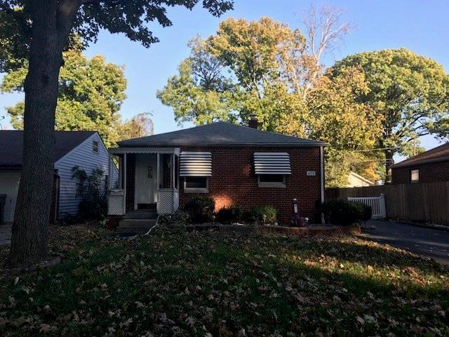 409 S Catherwood Avenue Indianapolis IN 46219 | MLS 21606629 | photo 1