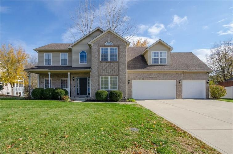 13695  Autumn Lake Overlook  Carmel, IN 46032 | MLS 21606636