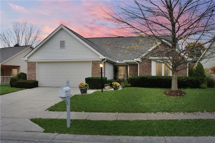 8623  Quarterhorse Drive Indianapolis, IN 46256 | MLS 21606710