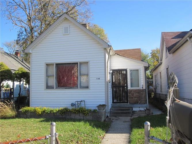 1149 Olive Street Indianapolis, IN 46203   MLS 21606756   photo 1