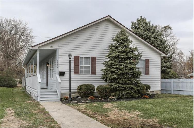 2850 S State Avenue Indianapolis, IN 46203 | MLS 21606797