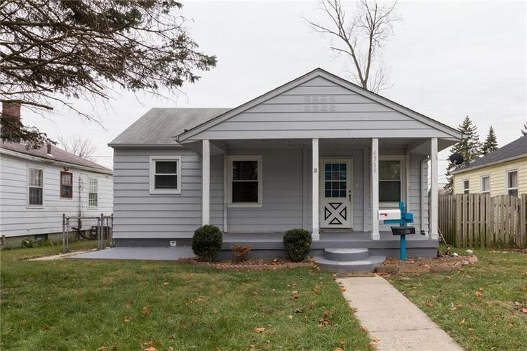 4535 Farrington Avenue Indianapolis, IN 46201 | MLS 21606836 | photo 1
