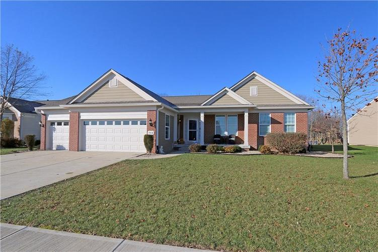 782  King Fisher Drive Brownsburg, IN 46112 | MLS 21606879