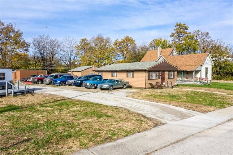 1406  Dr A J Brown Avenue Indianapolis, IN 46202 | MLS 21606914
