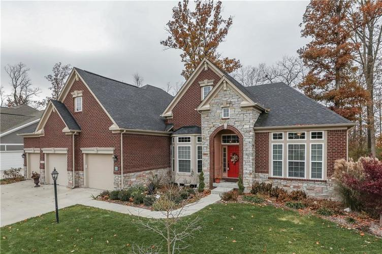 7316  Misty Woods Lane Indianapolis, IN 46237 | MLS 21606929