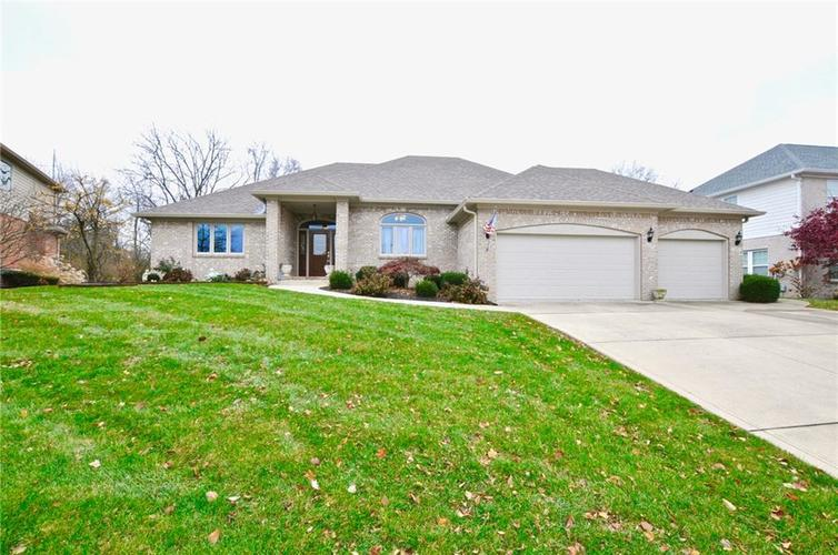 3577  Sugar Maple Court Greenwood, IN 46142 | MLS 21606974