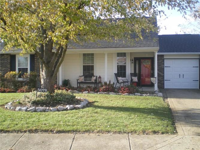 5078  Laredo Street Indianapolis, IN 46237 | MLS 21606981