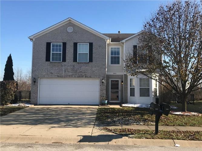 5455  Grassy Bank Drive Indianapolis, IN 46237 | MLS 21606982