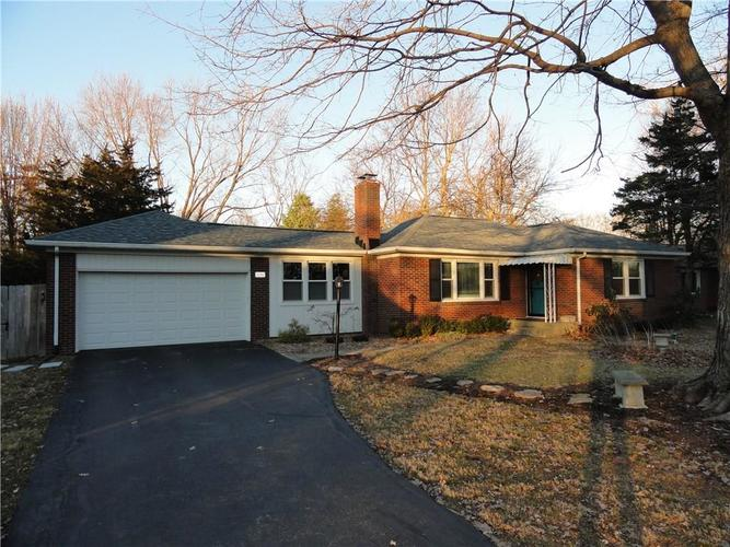 3202 E 48th Street Indianapolis, IN 46205 | MLS 21607233