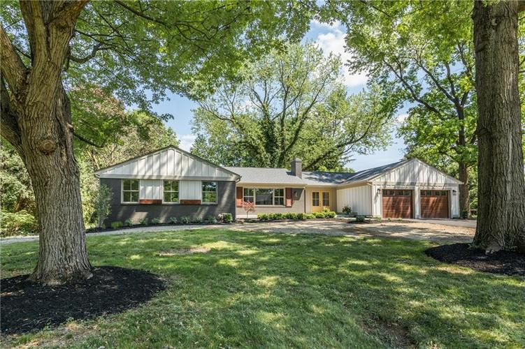6445  Dover Road Indianapolis, IN 46220 | MLS 21607235