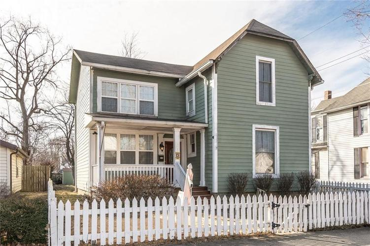 921  Lincoln Street Anderson, IN 46016 | MLS 21607268