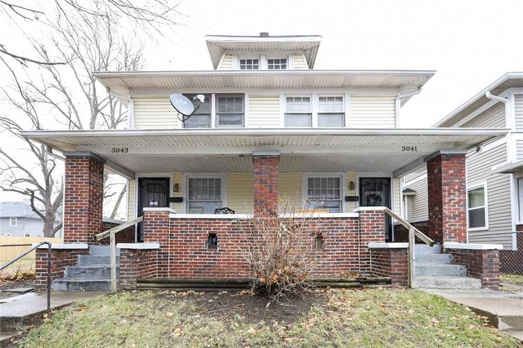 3041 BROADWAY Street Indianapolis IN 46205 | MLS 21607320 | photo 1