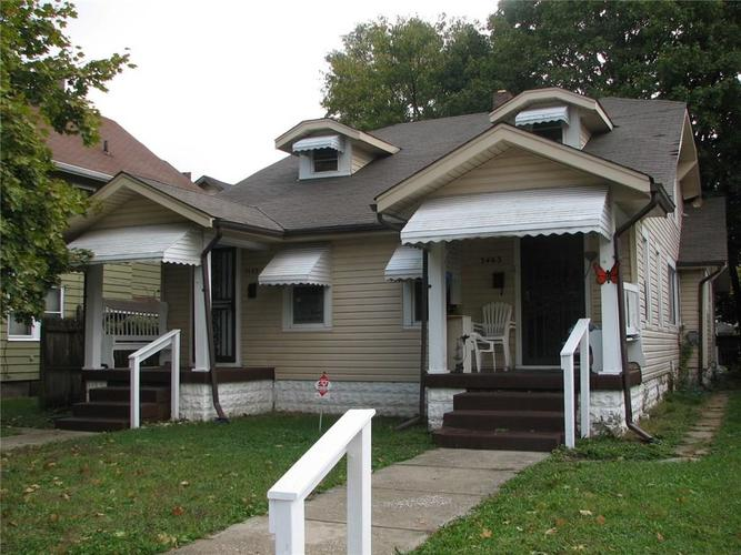 3463 N Capitol Avenue Indianapolis IN 46208 | MLS 21607346 | photo 1