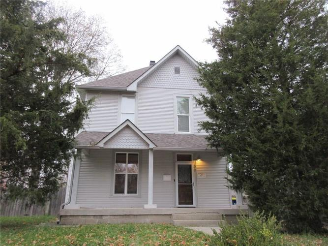 36 N Whittier Place Indianapolis, IN 46219 | MLS 21607426