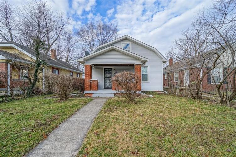 924 N Leland Avenue Indianapolis, IN 46219 | MLS 21607496