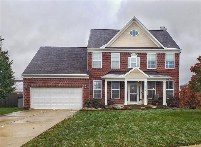 1438  Berry Lake Way Brownsburg, IN 46112 | MLS 21607543