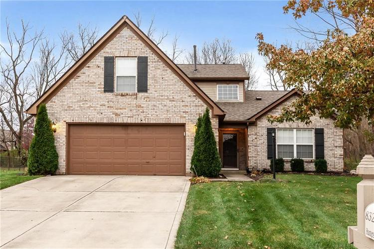 8323  Hunters Meadow Court Indianapolis, IN 46259 | MLS 21607582