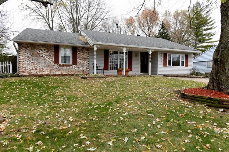 8203  Railroad Road Indianapolis, IN 46217 | MLS 21607679