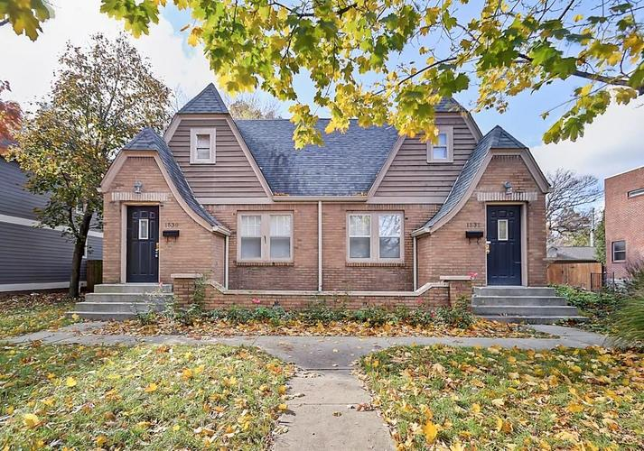 1530 N College Avenue Indianapolis, IN 46202 | MLS 21607687